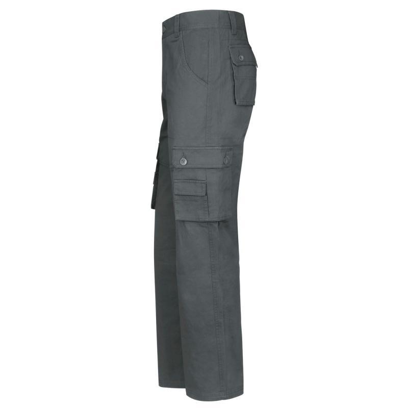Kalhoty Lee Cooper Cargo Pants Mens Dark Grey