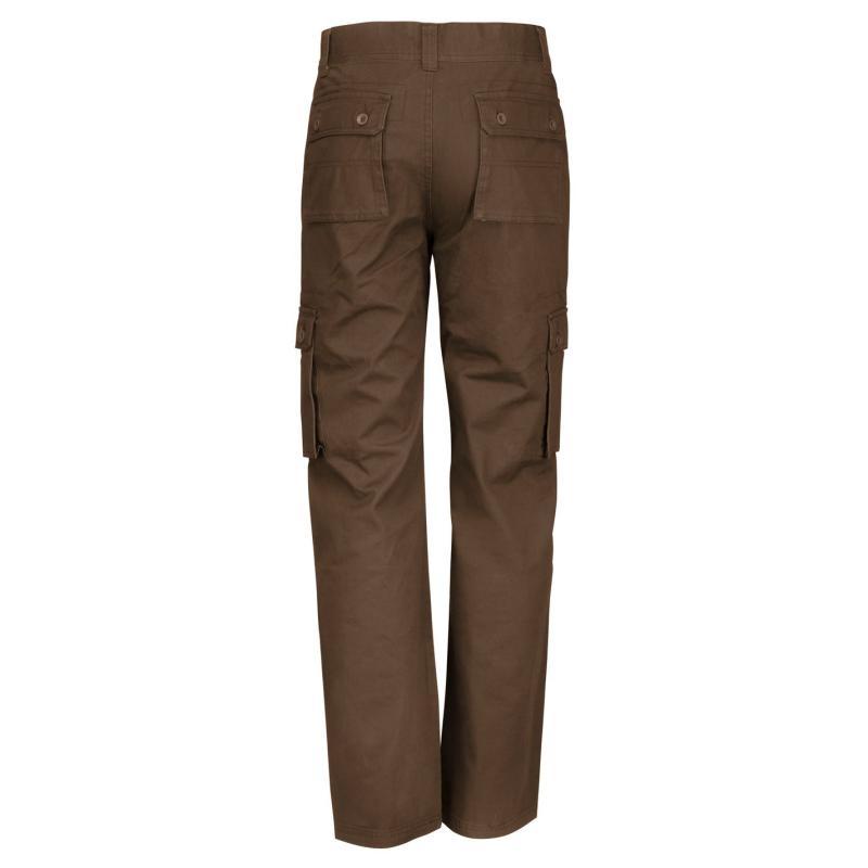 Kalhoty Lee Cooper Cargo Pants Mens Brown