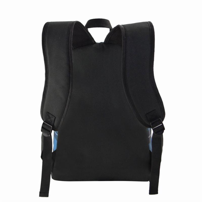 Airwalk All Over Print Backpack Black/Grey