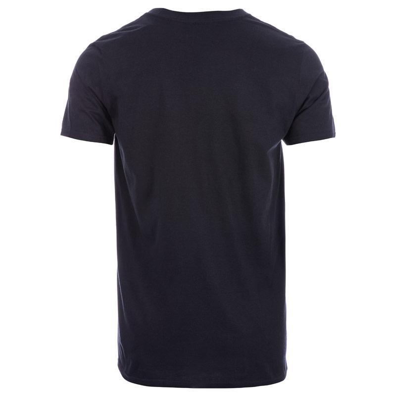 Tričko Marvel Mens Spider Strike T-Shirt Black