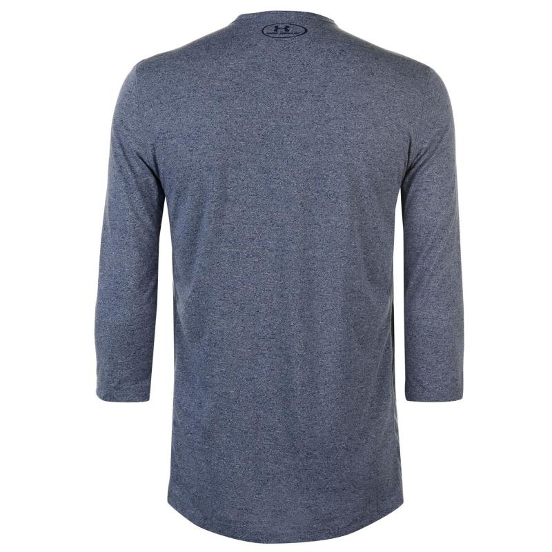 Tričko Under Armour Threadorne Utility T Shirt Mens Blue