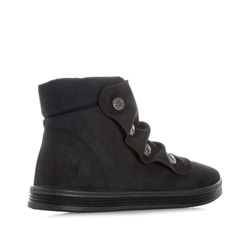 Blowfish Malibu Womens Fumio Boots Black