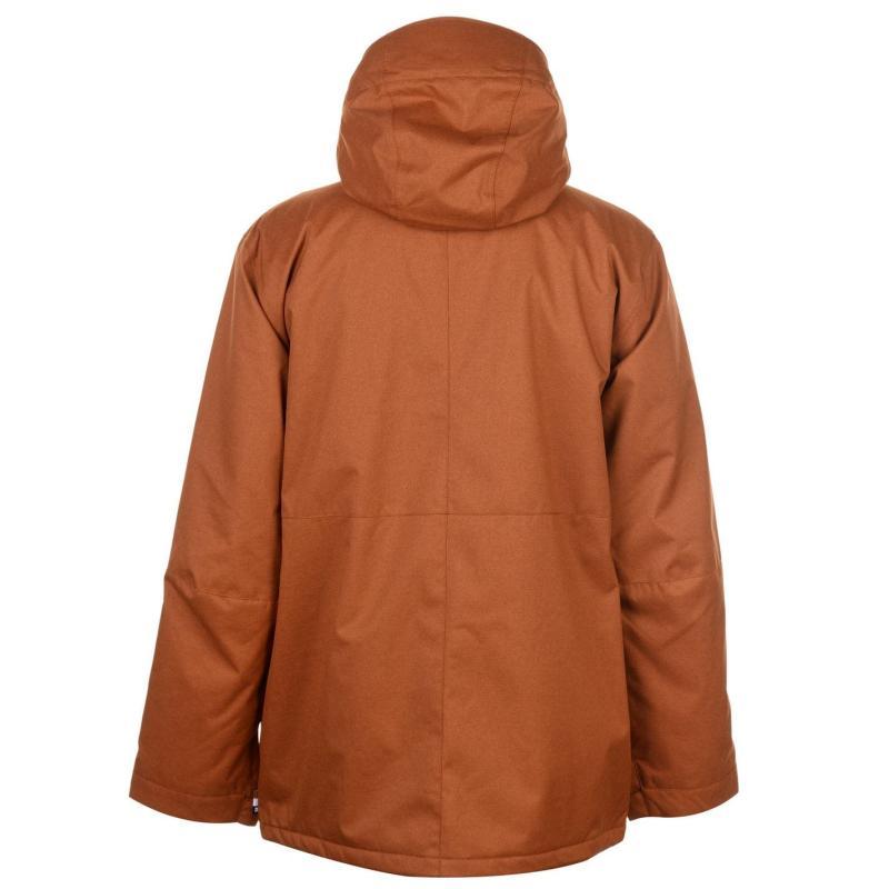 DC Servo Jacket Mens Brown