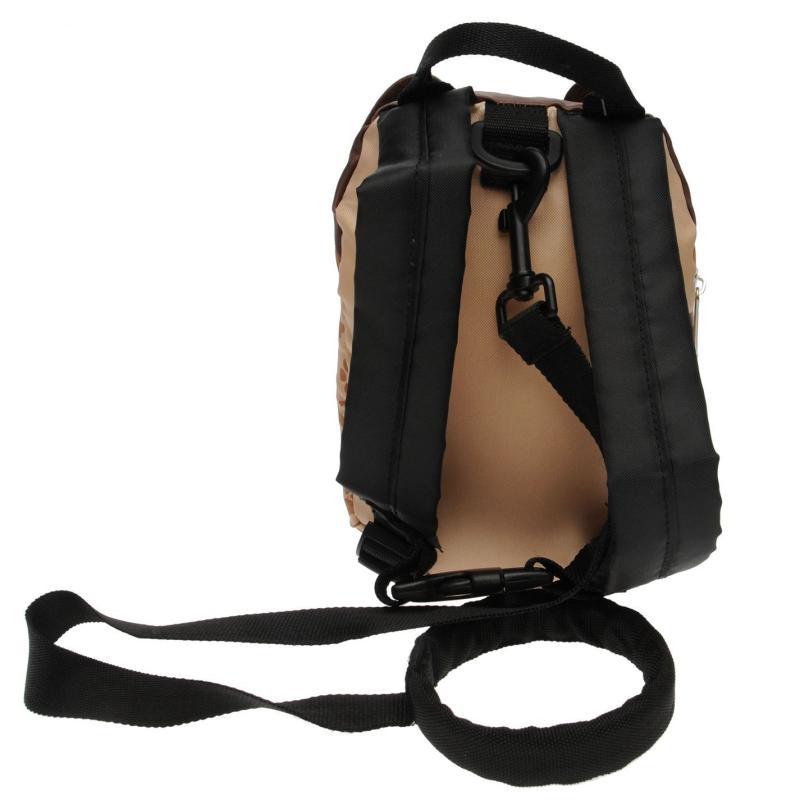Star Backpack Junior Boys Brown Dog