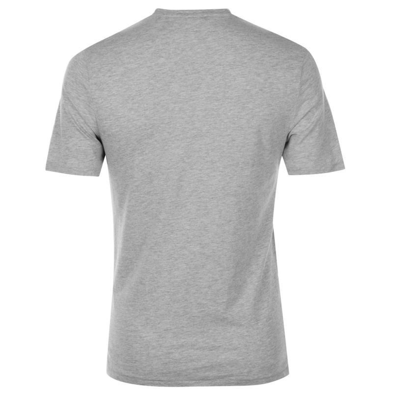 Tričko Only and Sons Boris Slim T Shirt Light Grey