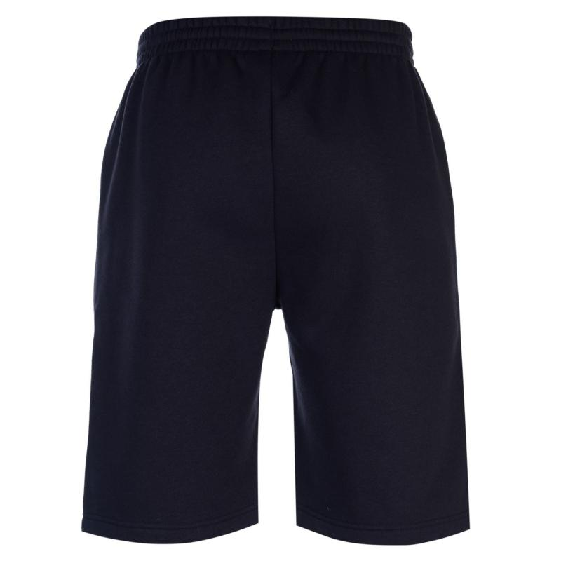Slazenger Fleece Shorts Mens Navy