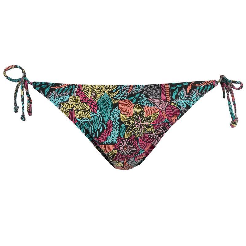 Plavky ONeill MM Tie Bikini Bottoms Ladies Black