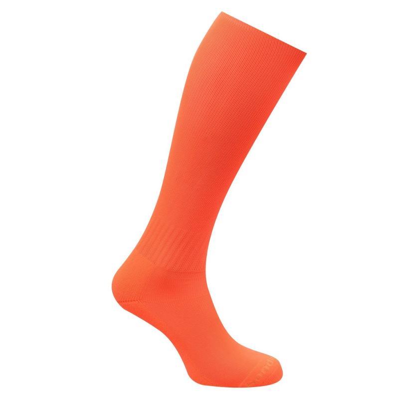 Ponožky Sondico Football Socks Mens Fluo Orange