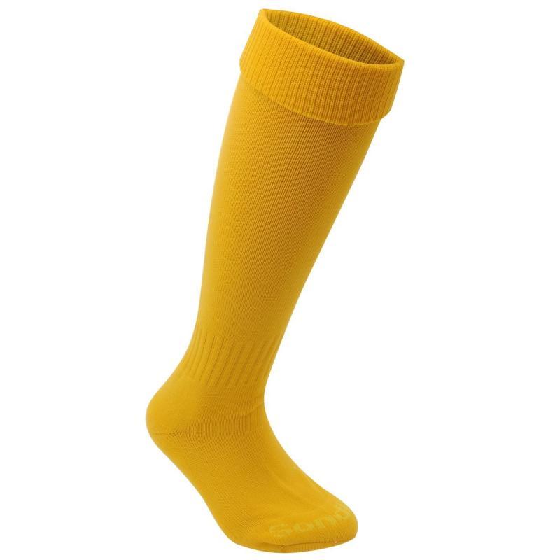 Ponožky Sondico Football Socks Mens Yellow