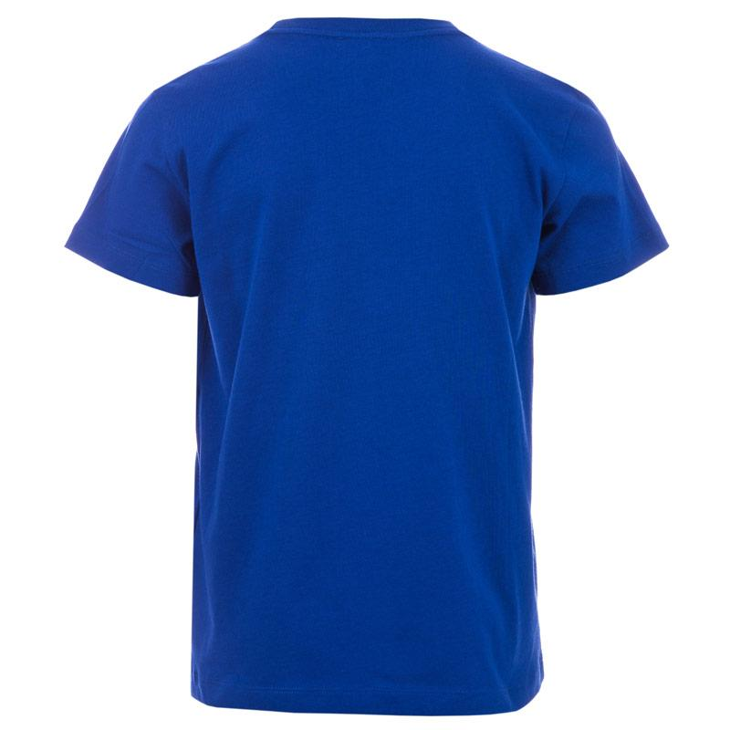 Tričko Emporio Armani EA7 Junior Boys Train Core Visability T-Shirt Blue Velikost - 9-10 let