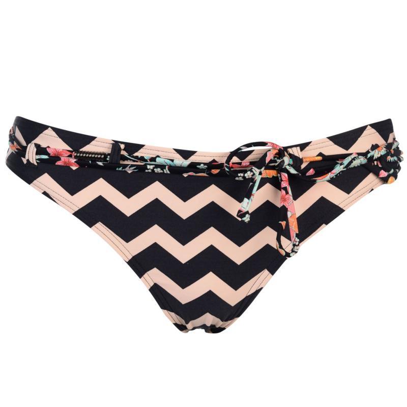 Plavky ONeill Ruby Bikini Bottoms Ladies Pink
