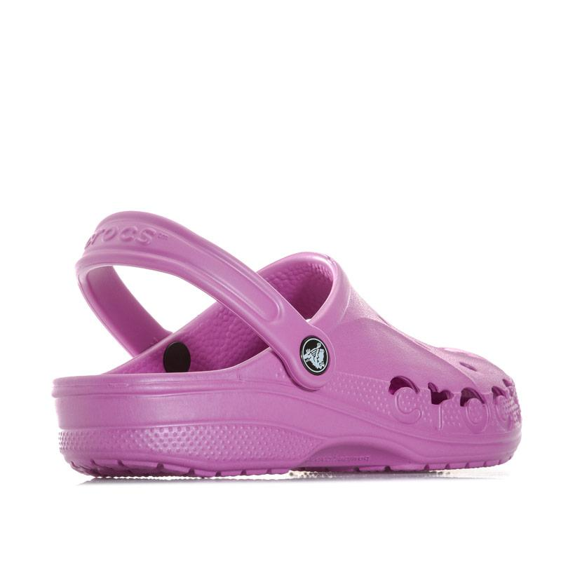 Boty Crocs Womens Baya Clog Sandals Purple