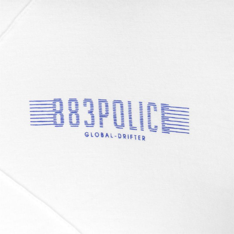 Tričko 883 Police Forge T Shirt White