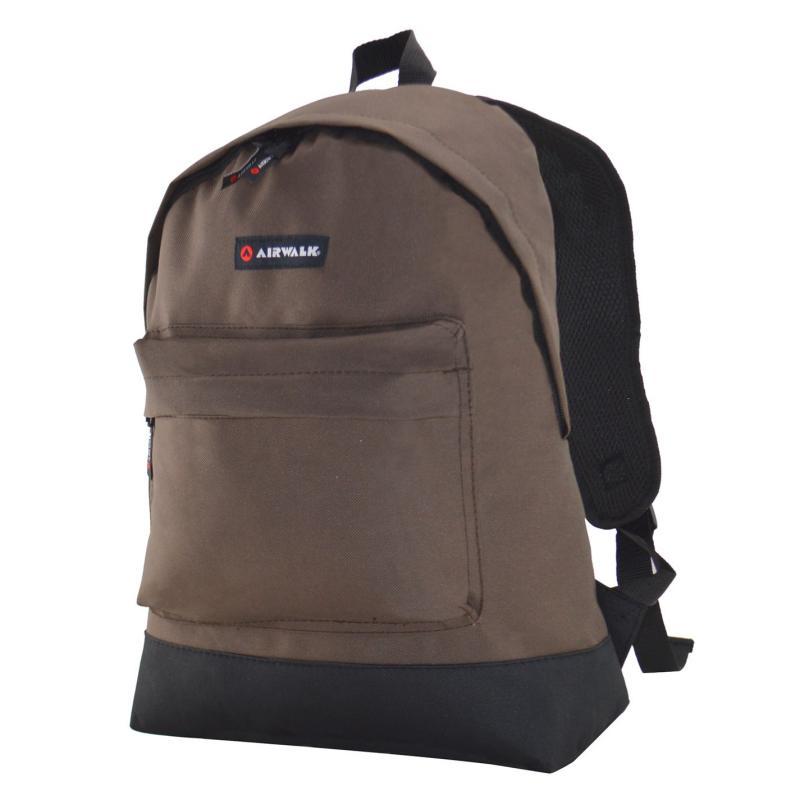 Airwalk Essentials Backpack Grey