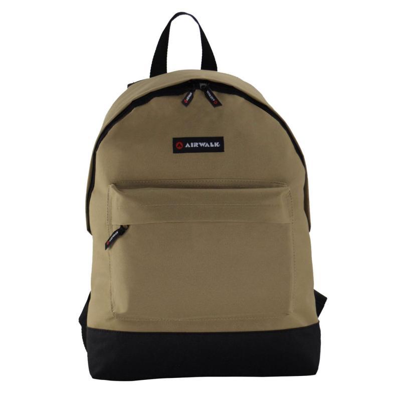 Airwalk Essentials Backpack Light Brown