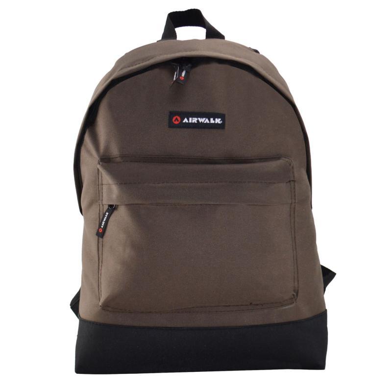 Airwalk Essentials Backpack Brown