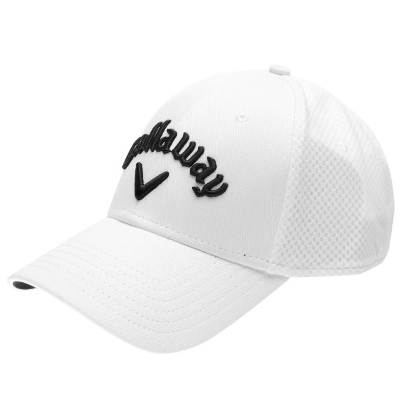 Callaway Mesh Fit Golf Cap Mens White