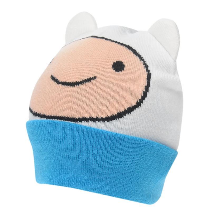 Character Novelty Hat Juniors Adven Finn