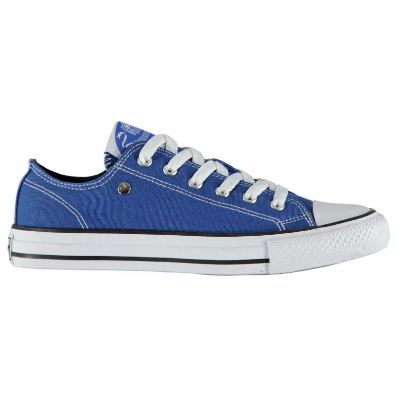Boty Dunlop Low Junior Trainers Royal