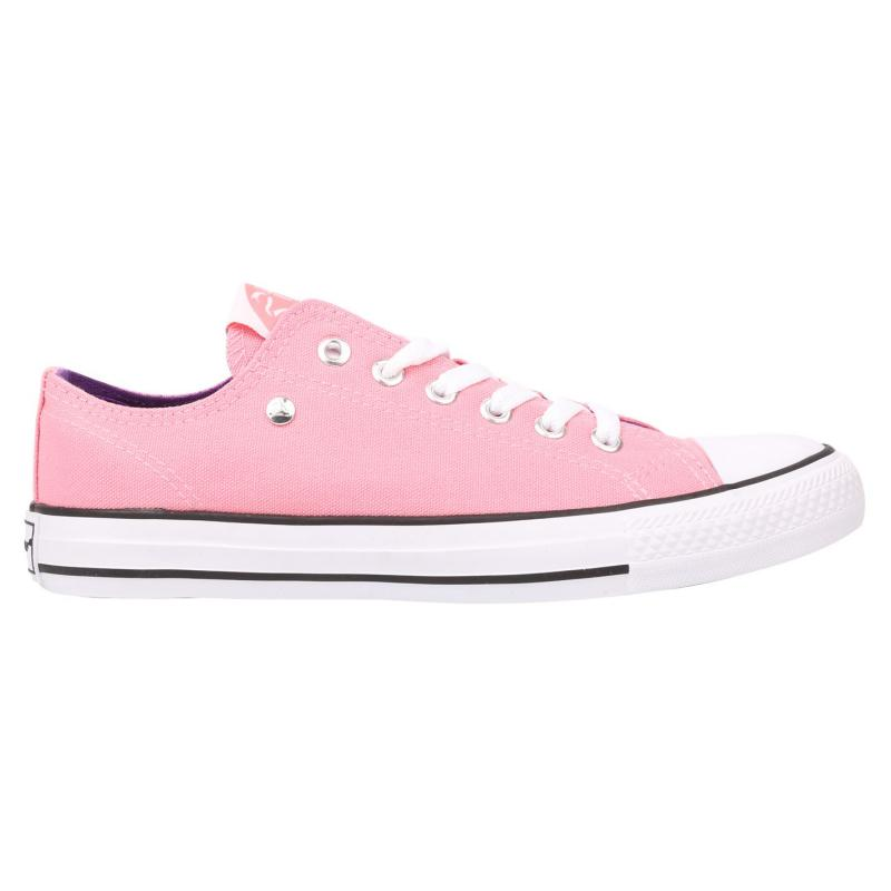 Boty Dunlop Low Junior Trainers Pink