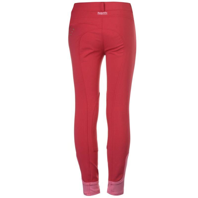 Requisite Girls Jodhpurs Pink
