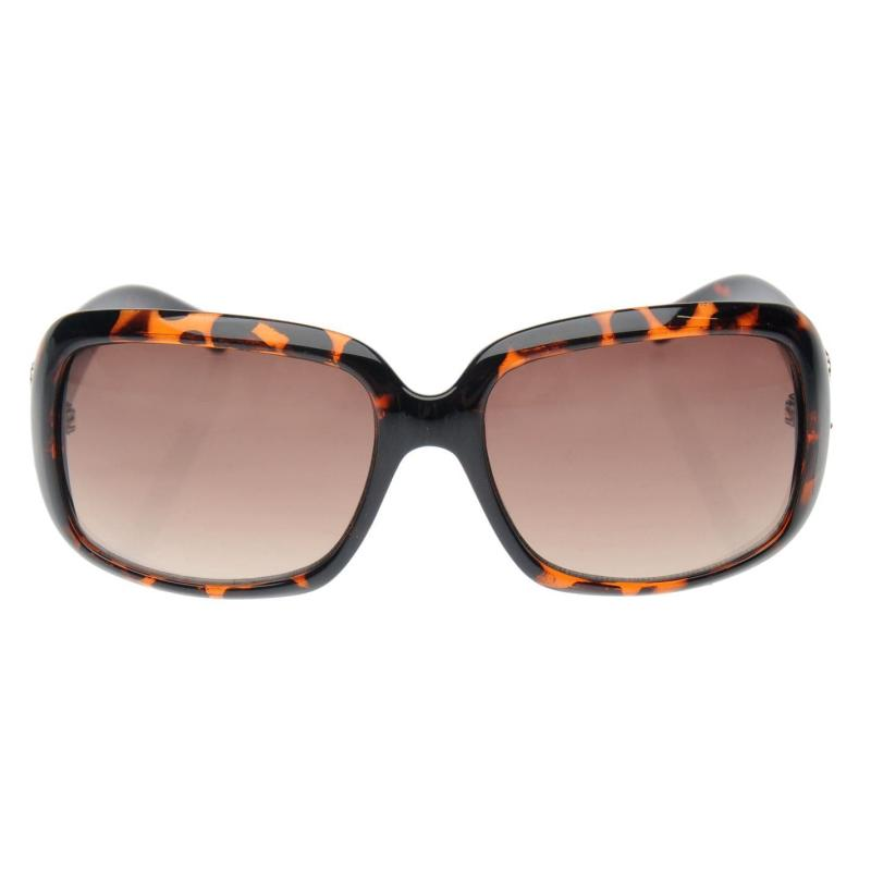 French Connection Sunglasses Ladies Tortoise/Brown