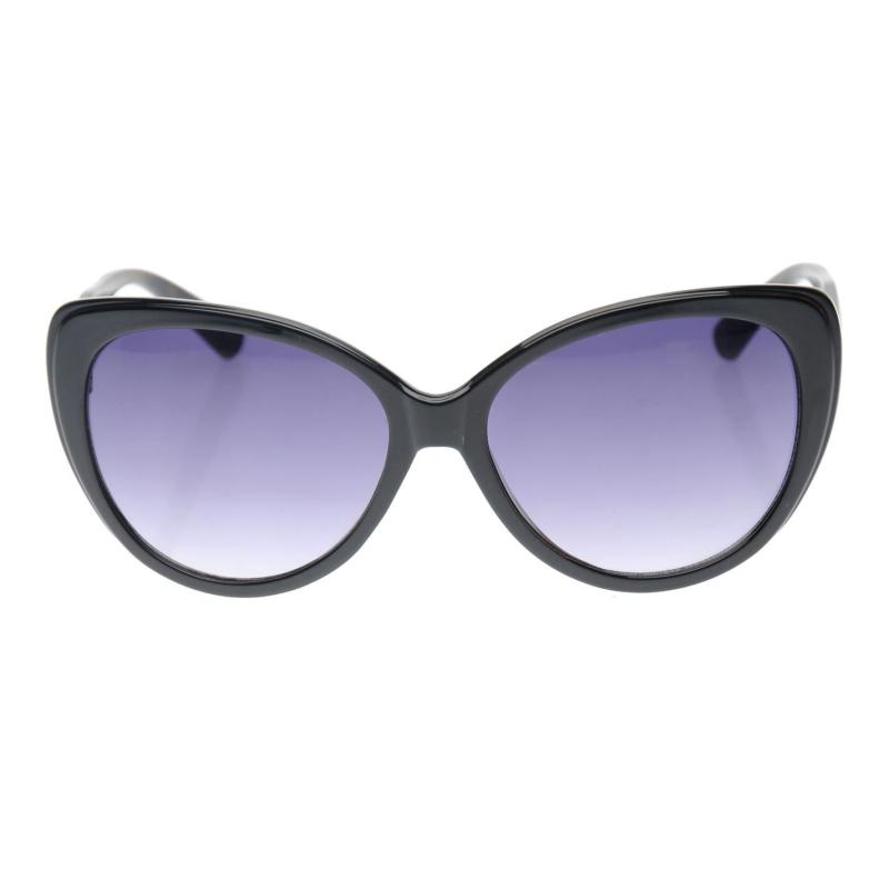 French Connection Sunglasses Ladies Brown/Purple