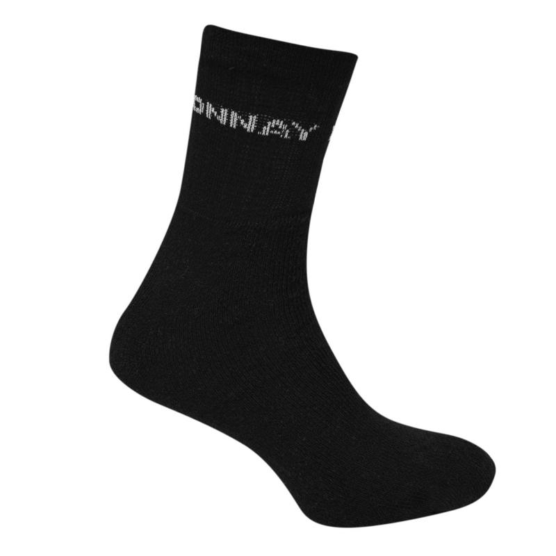 Ponožky Donnay Quarter Socks 12 Pack Mens Multi