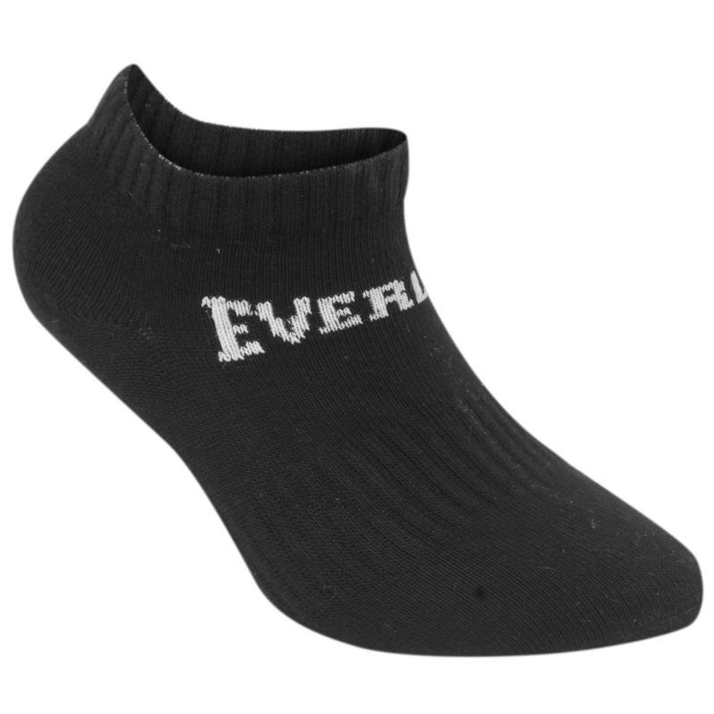 Ponožky Everlast 3 Pack Trainer Socks Junior Grey