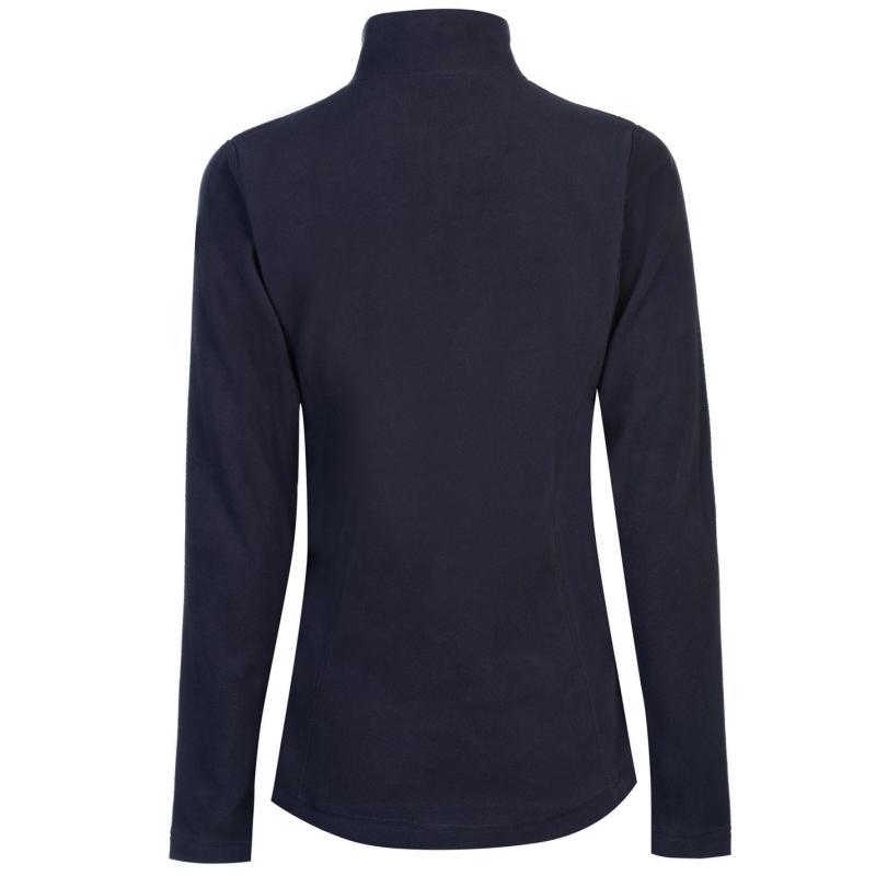 Mikina Helly Hansen Day Break Half Zip Fleece Top Ladies Black