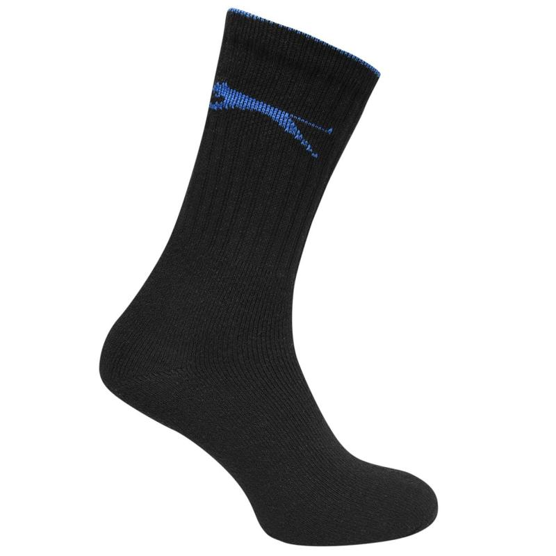 Ponožky Slazenger 5 Pack Crew Socks Mens Bright Asst