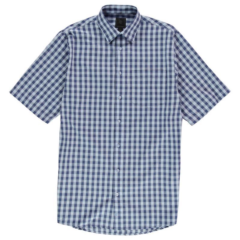 Fusion Zag Shirt Mens Blue
