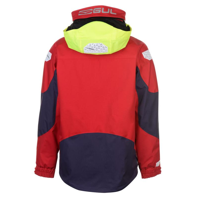 Gul Vigo Coastal Jacket Mens Red