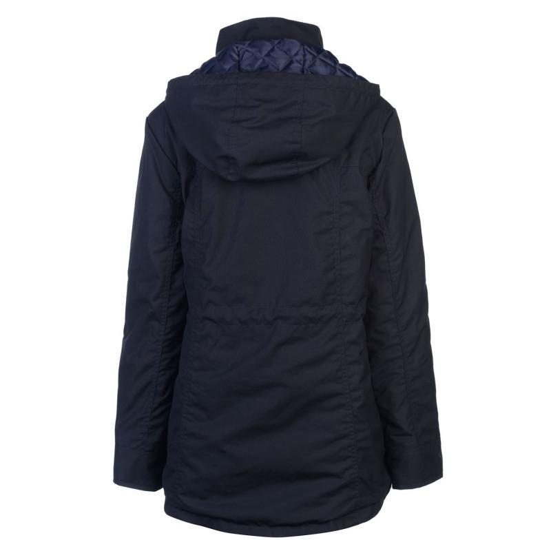 Hac Tac Bretly Waterproof Jacket Ladies Navy