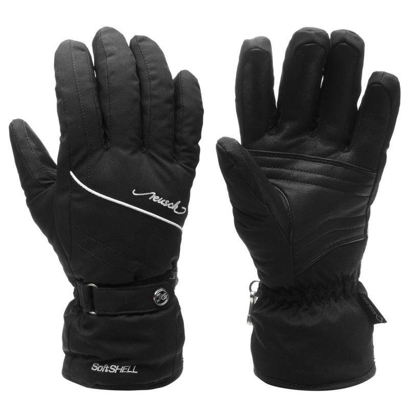Marker Alice GTX Ski Gloves Ladies Black/White