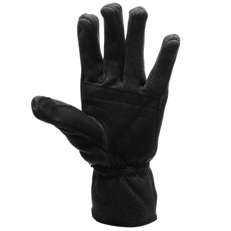 Marker Gardone Ski Gloves Mens Dark Granite