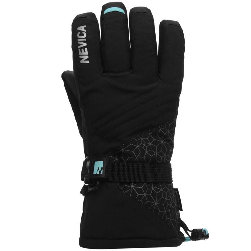 Nevica 3in1Ski Glove Ld81 Black