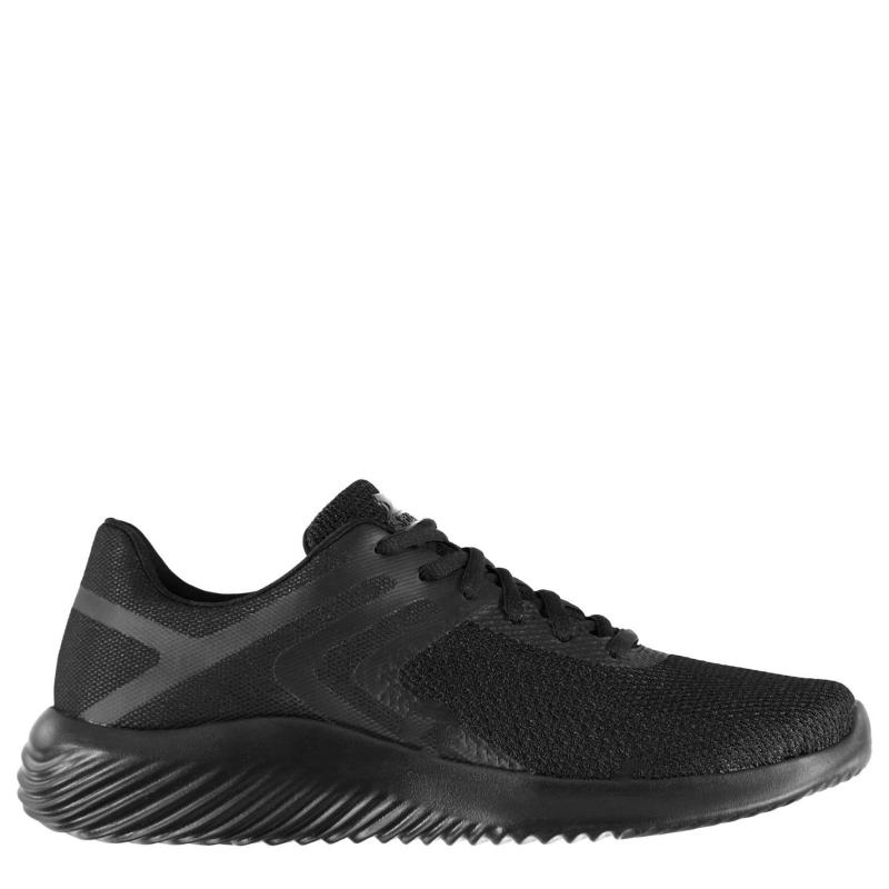 Slazenger Evolve Trainers Mens Black/Black