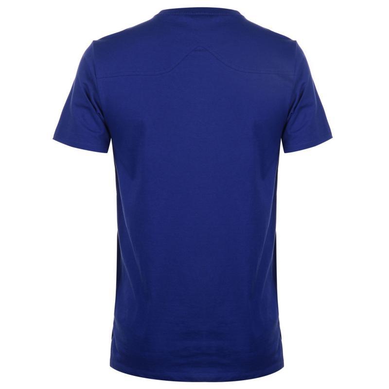 Tričko 883 Police Forge T Shirt Blue