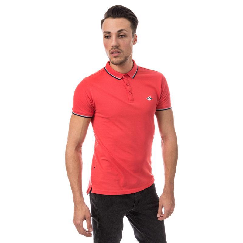Le Shark Mens Lawless Polo Shirt Red