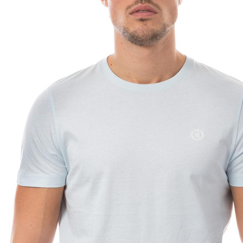 Tričko Henri Lloyd Mens Radar Regular T-Shirt sky