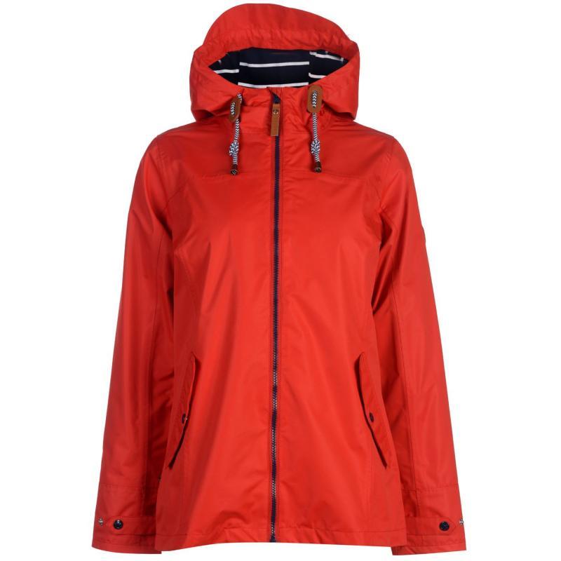Gelert Coast Waterproof Jacket Ladies Gelert Red