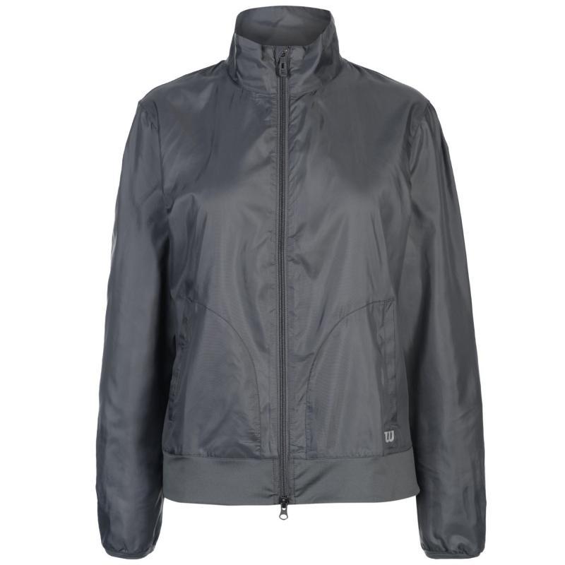 Wilson UV Jacket Ladies Dark Grey