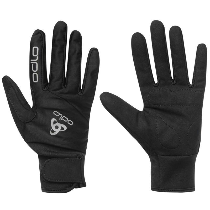 Odlo Warm Gloves Mens Black