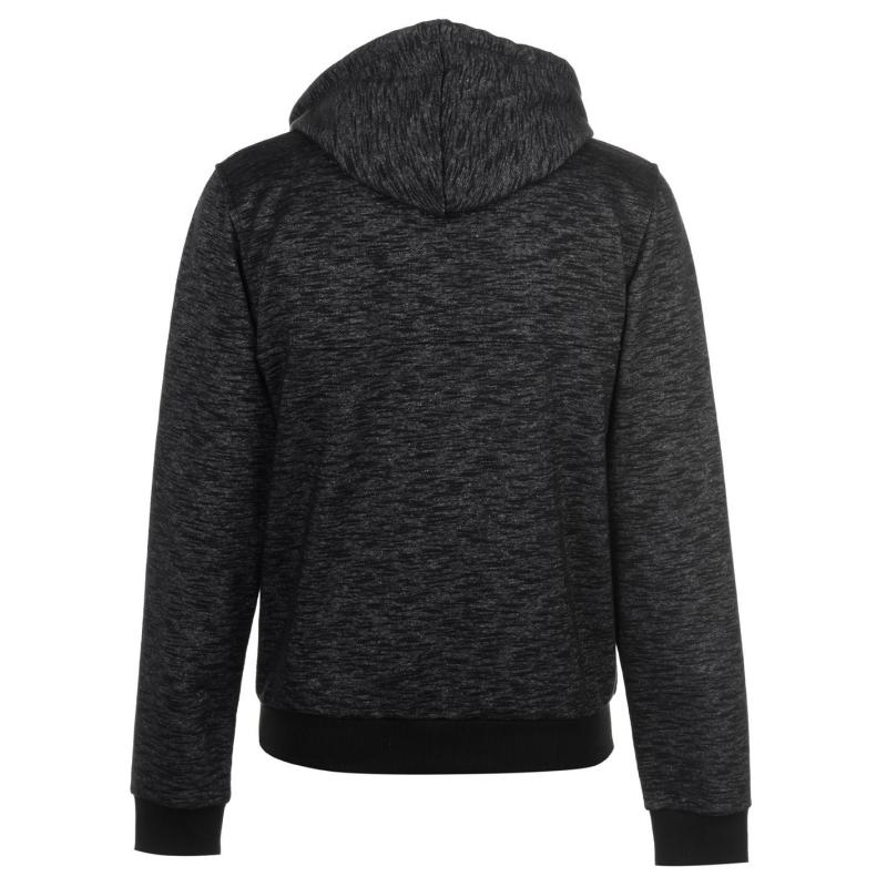 b8abadc5dfd Mikina Everlast Boston Print Hoodie Mens Black Marl