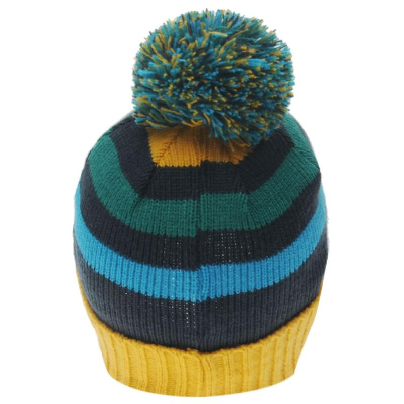 Crafted Essentials Stripe Beanie Infant Boys BluestripeBeani
