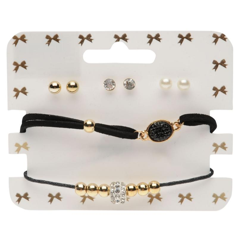 Miso Jewellery Set Ladies Silver