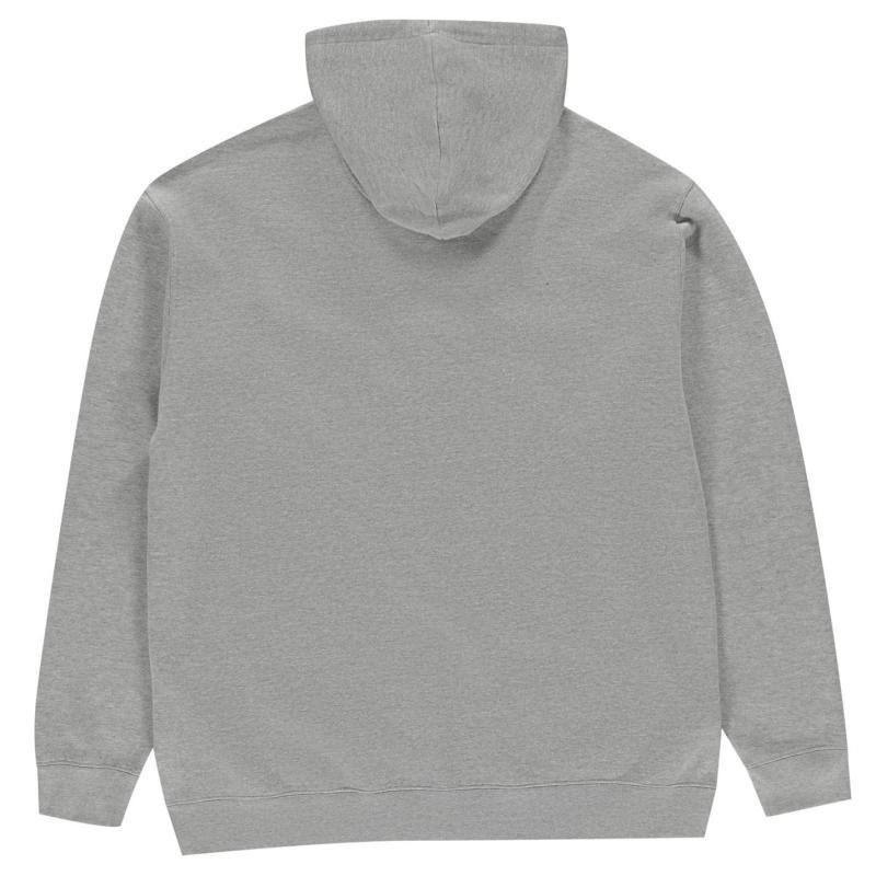 Mikina Pierre Cardin XL Full Zip Hoody Mens Grey Marl