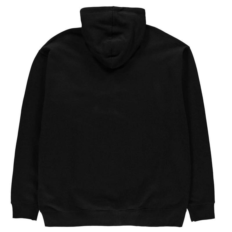 Mikina Pierre Cardin XL Full Zip Hoody Mens Black
