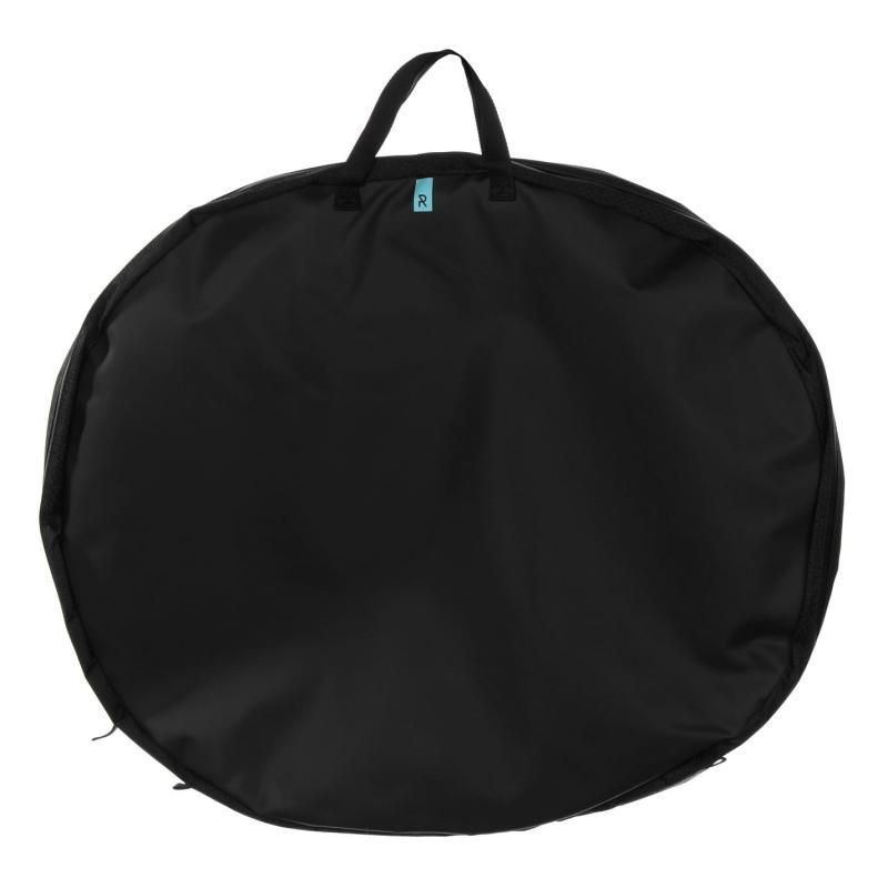 Radial Double Wheel Bag Black